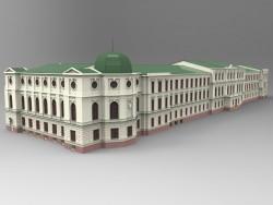 Общественное историческое здание
