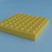 3d model Tactile tiles - preview