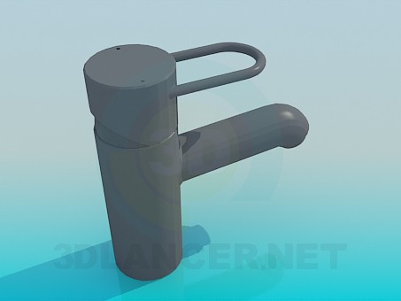 3d model Kitchen faucet - preview
