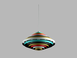 Suspension lamp PXL 7770-5