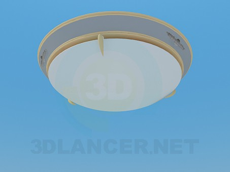 3d model Lámpara - vista previa