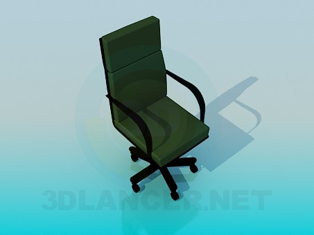 3d model Chair for desk - preview