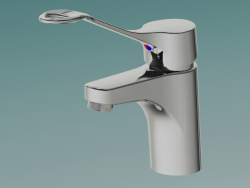 Rubinetto lavabo con leva 160 mm (GB41214047 64)