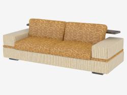Sofá con estante
