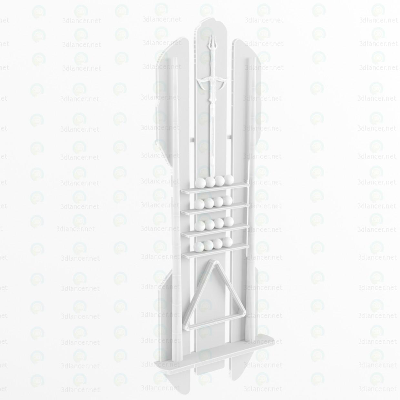 3d Киевница Річард модель купити - зображення