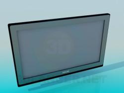 TV-3D-Model TV