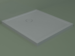 Plato de ducha Medio (30UM0140, Silver Grey C35, 90x100 cm)