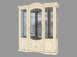 Витрина 3-x дверная (1834х2165х576)