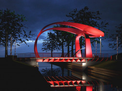 Red Bridge Olanda