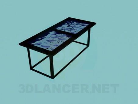 3d модель стіл – превью