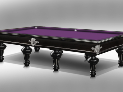 MESA DE PISCINA BILLIARD CAVICCHI FASHION LUIGI XVI 11ft