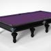 3d model POOL TABLE BILLIARD CAVICCHI FASHION LUIGI XVI 11ft - preview