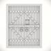 3d Old castle door model buy - render