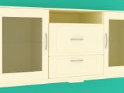TV cabinet-sideboard