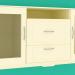 3d model TV cabinet-sideboard - preview