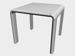 Столик приставной Aluminium Top Side Table 51740