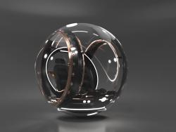 Юрський світ _ Скляний м'яч