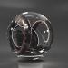 3d Jurassic World _ Glass Ball model buy - render