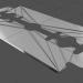 3D Jilet Tıraş Bıçağı modeli satın - render