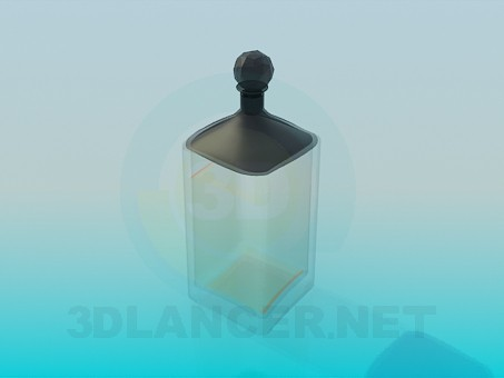 3d model Vessel gift - preview