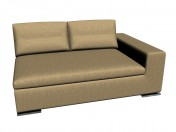 Sofa Moore (152x105x75) (element with 1-m armrest dx)