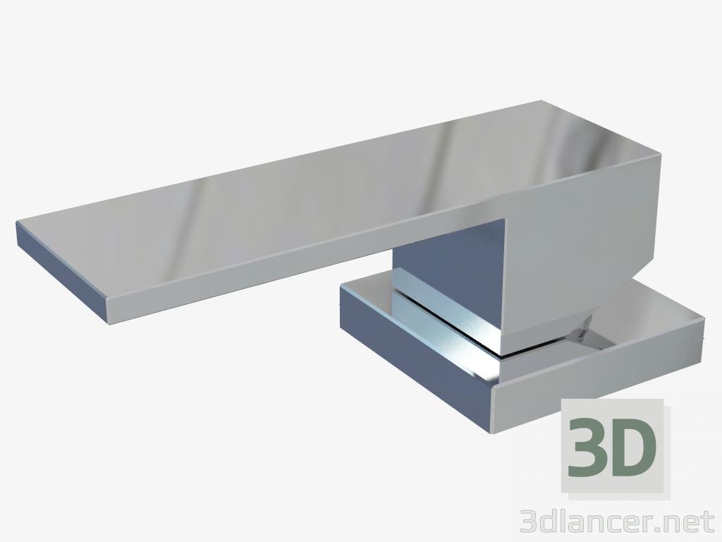 Modelo 3d mezclador de ducha de pared 20005 del for Mezclador para ducha grival