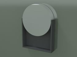 Mirror Pois (8APAL0001, Corian, D 40 cm)