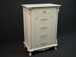 Dresser in classical style
