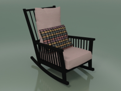 Rocking Chair (09, Black)