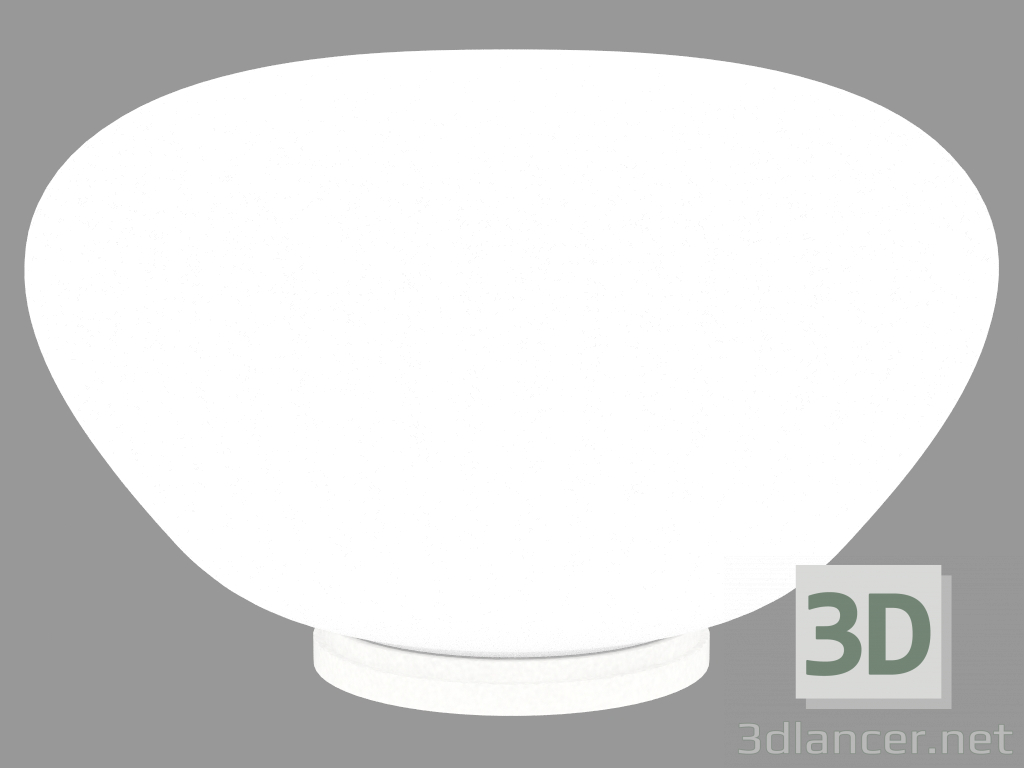 3d model Table lamp F07 B19 01 - preview