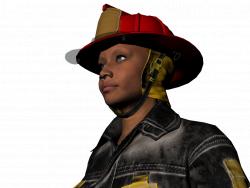 Ula Baba o bombeiro