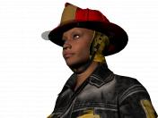 Ula Baba der Feuerwehrmann