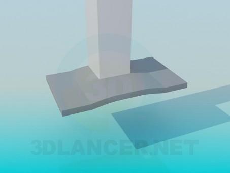 descarga gratuita de 3D modelado modelo Campana