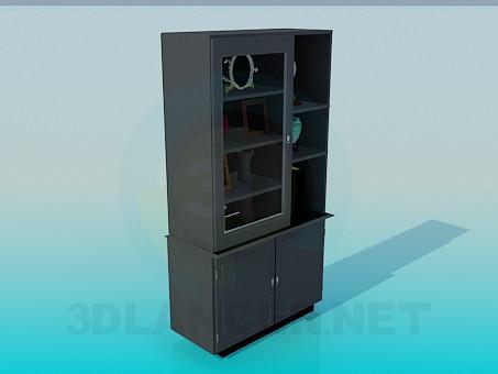 descarga gratuita de 3D modelado modelo Buffet
