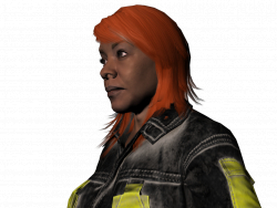 Bombeiro mulher ISS