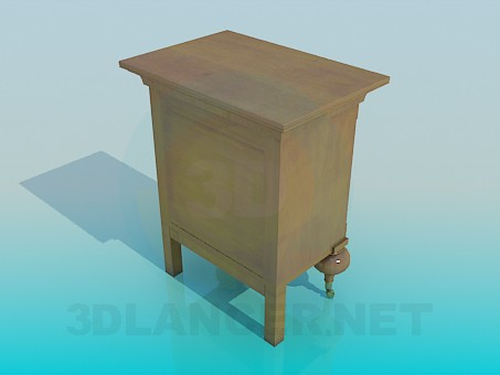 3d model Cupboard locks - preview