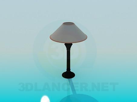 3d model Lámpara de mesa - vista previa