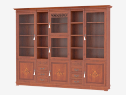 Library cabinet MD441