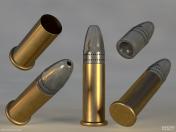 .22 Long Rifle True Model