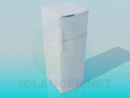 3d моделирование Холодильник модель скачать бесплатно
