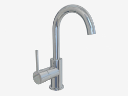 Faucet sink vertical with spout U Floks (BCF 024M)