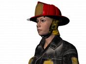 Missa баба пожежник