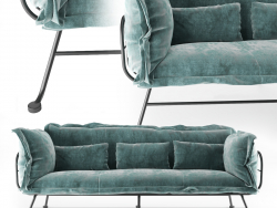 Modell Sofa 10858