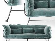Sofa 10858 model