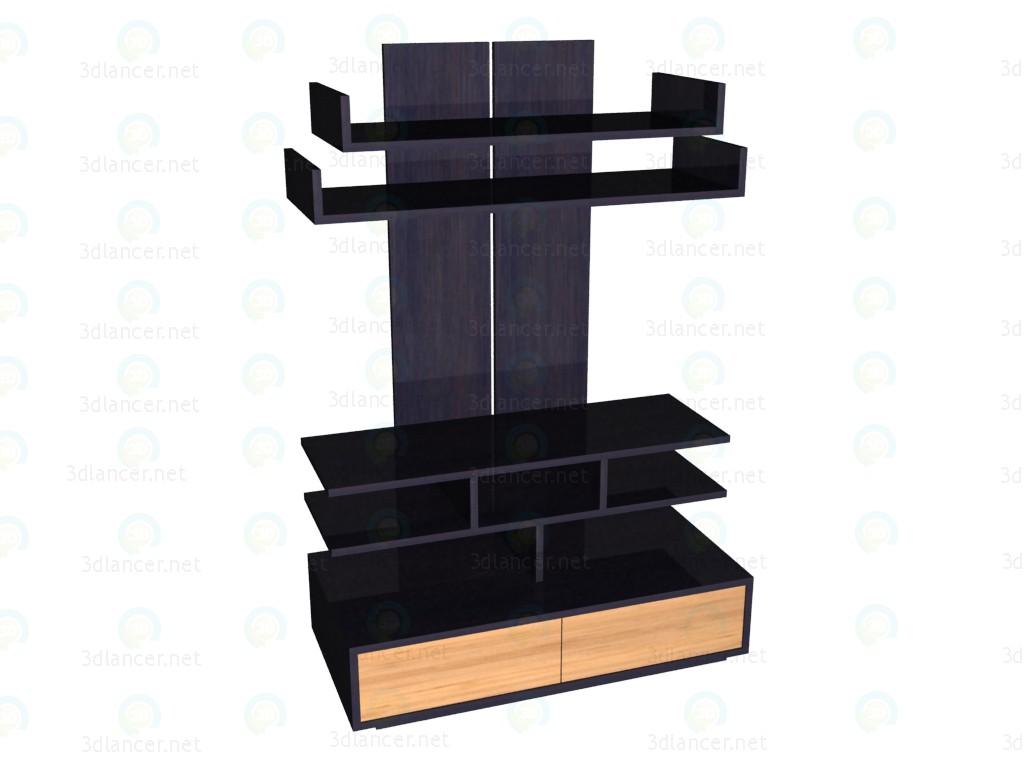 3d model TV Panel - preview