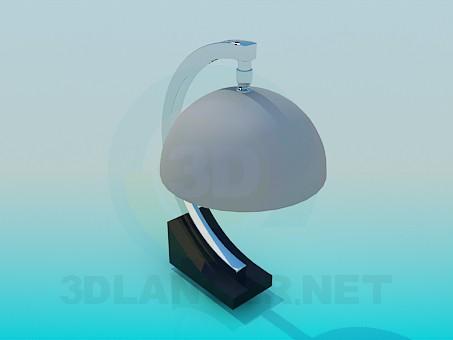 descarga gratuita de 3D modelado modelo Luz de noche