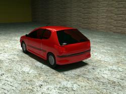 प्यूज़ो 206 कार