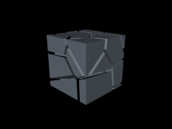 cubo fechado