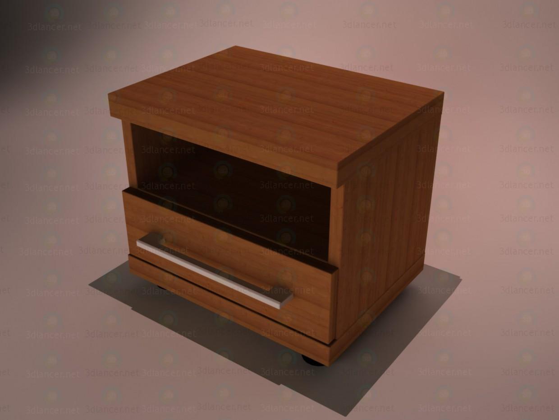 3d моделювання Тумба модель завантажити безкоштовно