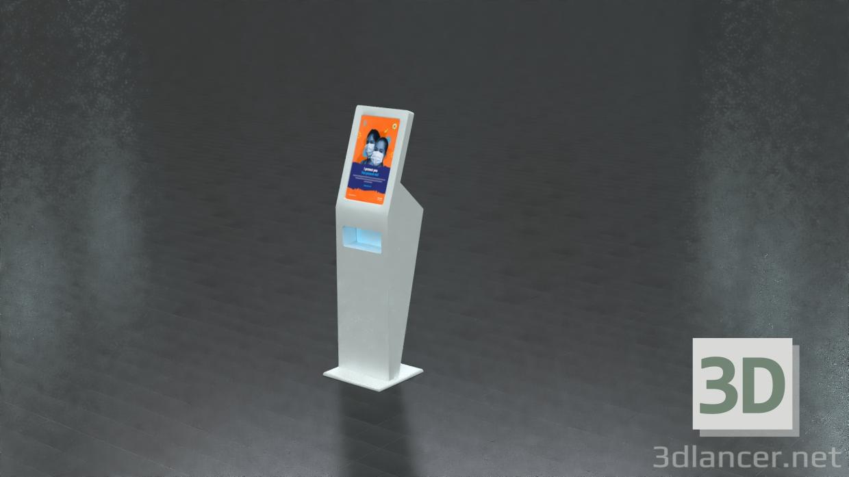 3d model Hand Sanitizer - preview